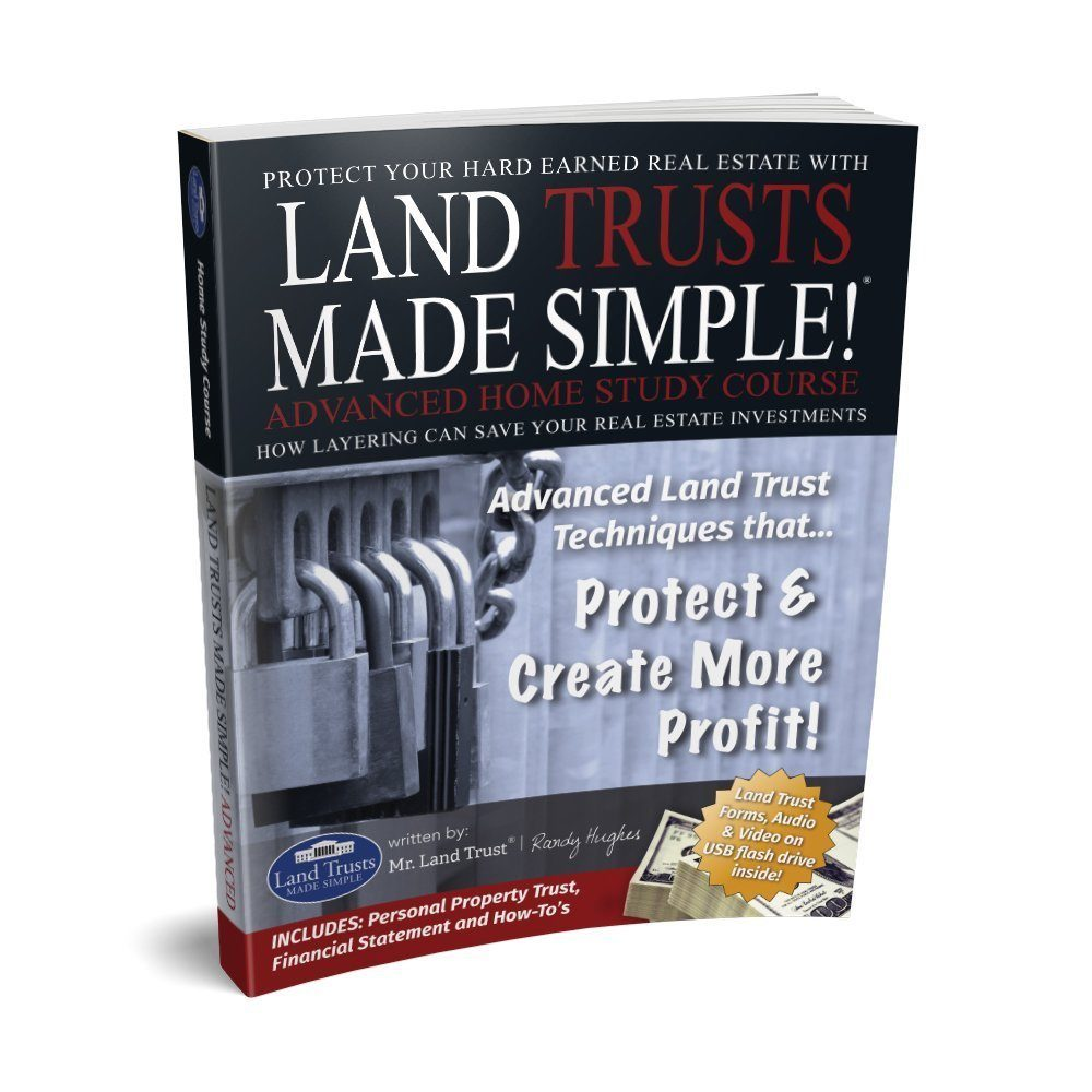 Land Trusts Made Simple Advanced Home Study front cover